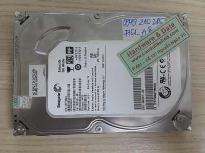 7751 Seagate 500GB lỗi cơ