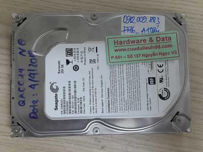 7776 Seagate 250GB đĩa kém
