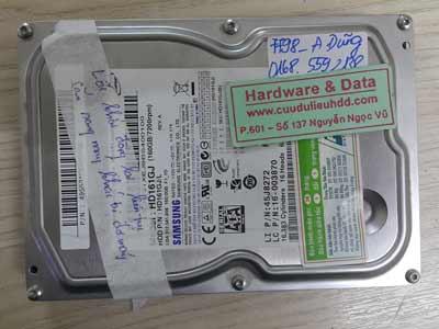 7798 Samsung 160GB treo dữ liệu