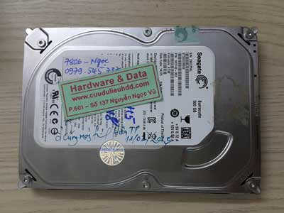 7806 Seagate 500GB ghost win