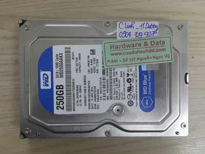 27-6 Westerb 250GB chết cơ