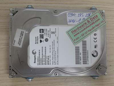 7841 Seagate 500GB đầu từ lỗi