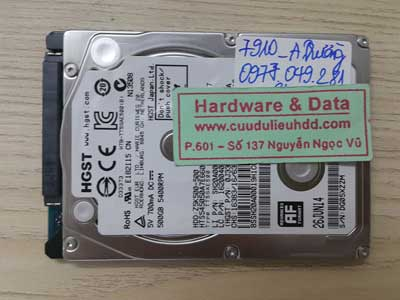 7910 Hitachi 500GB bad nặng