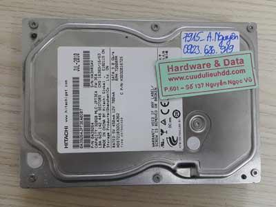 7915 Hitachi 320GB chết cơ