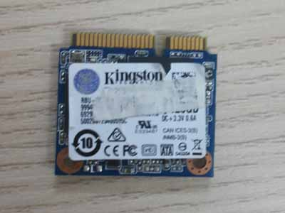 7950 SSD Kingston 128GB bị hỏng