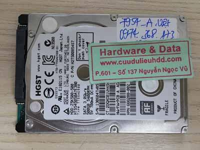 7954 Hitachi 500GB bị bad