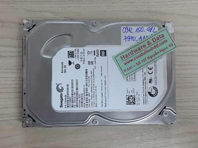 7970 Seagate 500GB đầu từ lỗi