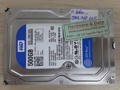 24-7 Western 500GB