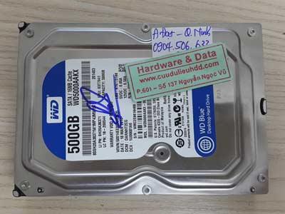 27-7 Western 500GB