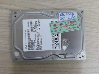 7991 Hitachi 320GB bị bad