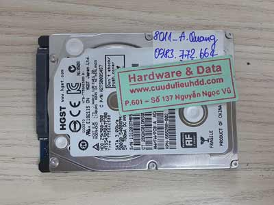 8011 Hitachi 500GB bad sector