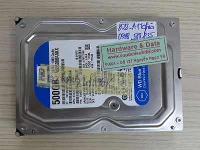 8033 Western 500GB ổ camera