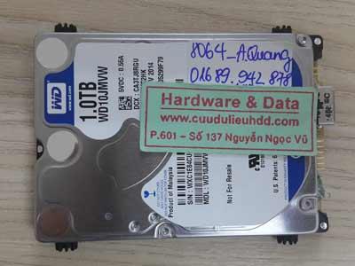 8064 Western 1TB Bad nặng