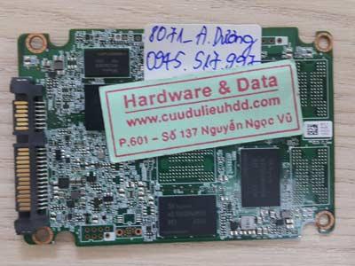 8071 SSD 120GB lỗi