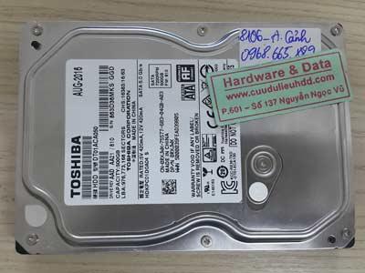 8106 Toshiba 500GB