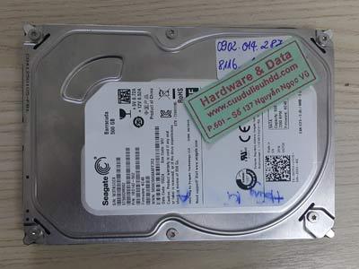 8116 Seagate 500GB