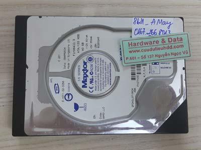 8121 Maxtor 40GB
