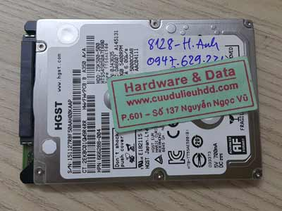 8128 Hitachi 500GB