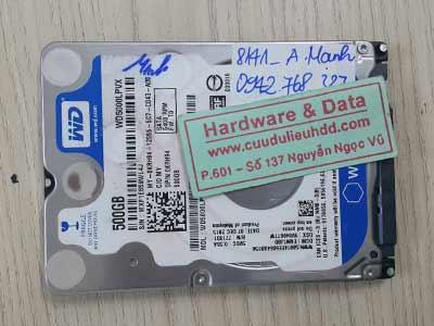 8141 Western 500GB