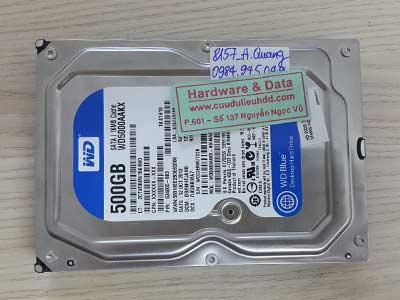 8157 Western 500GB