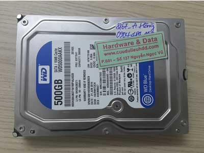 8167 Western 500GB
