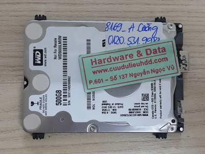 8169 Western 500GB