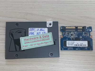 8205 SSD kingston 120GB