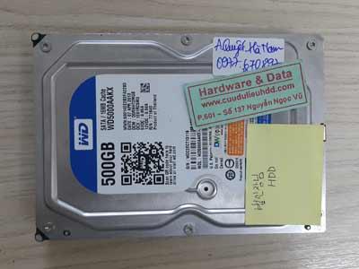 10-9 Western 500GB