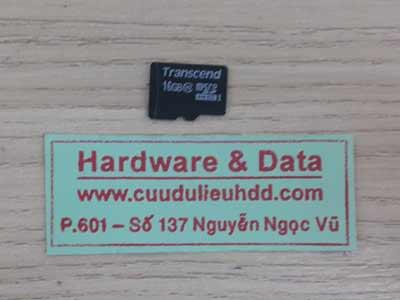 20-9 Trancend 16GB