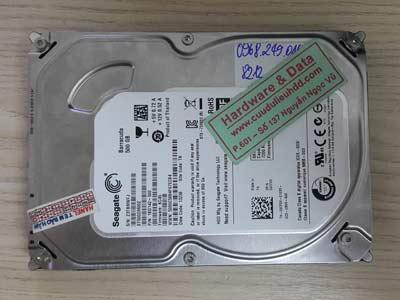 8212 Seagate 500GB