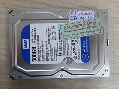 8213 Western 500GB