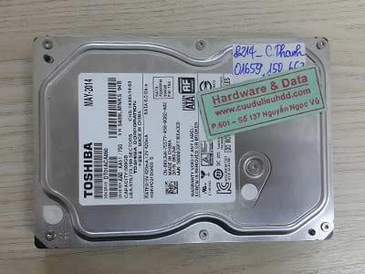 8214 Toshiba 500GB