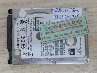8215 Hitachi 500GB