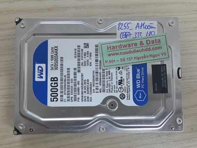 8255 Western 500GB