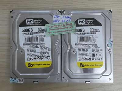 8292 Western 500GB