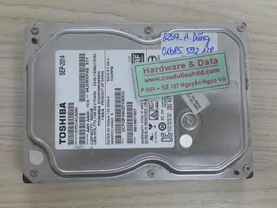 8297 Toshiba 500GB