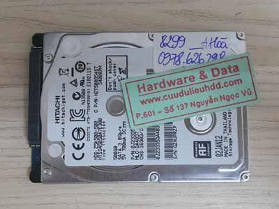 8299 Hitachi 500GB