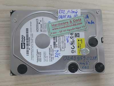 8302 Western 500GB
