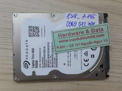 8318 Seagate 500GB