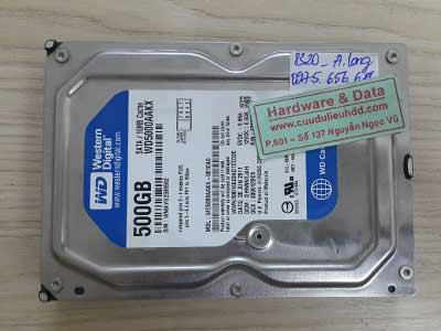 8320 Western 500GB