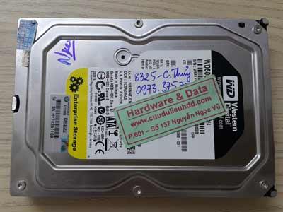 8325 Western 500GB