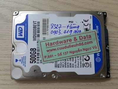 8327 Western 500GB