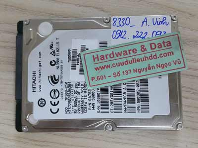 8330 Hitachi 250GB