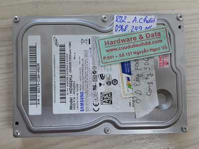 8332 Samsung 500GB