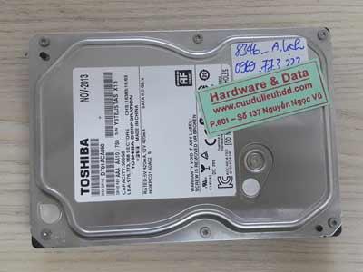 8346 Toshiba 500GB