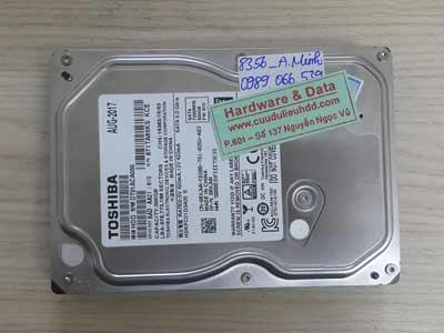 8356 Toshiba 500GB
