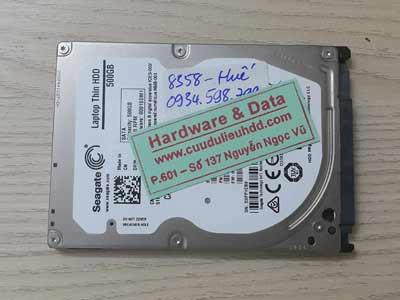 8358 Seagate 500GB