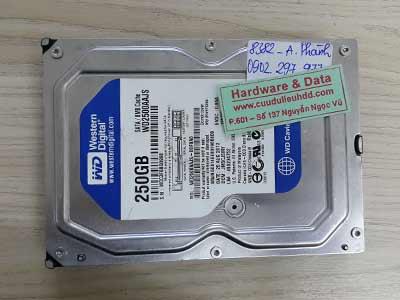 8382 Western 250GB