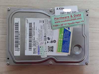 16-10 Samsung 160GB