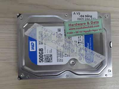 17-10 Western 500GB